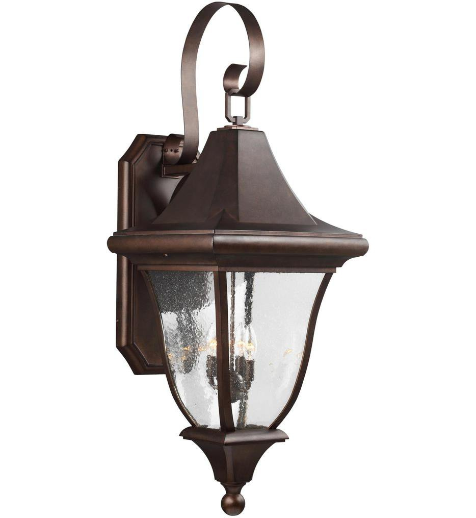 """Oakmont 43.75"""" Outdoor Wall Sconce"""