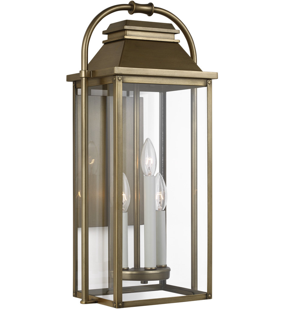 """Wellsworth 22.5"""" Outdoor Wall Sconce"""