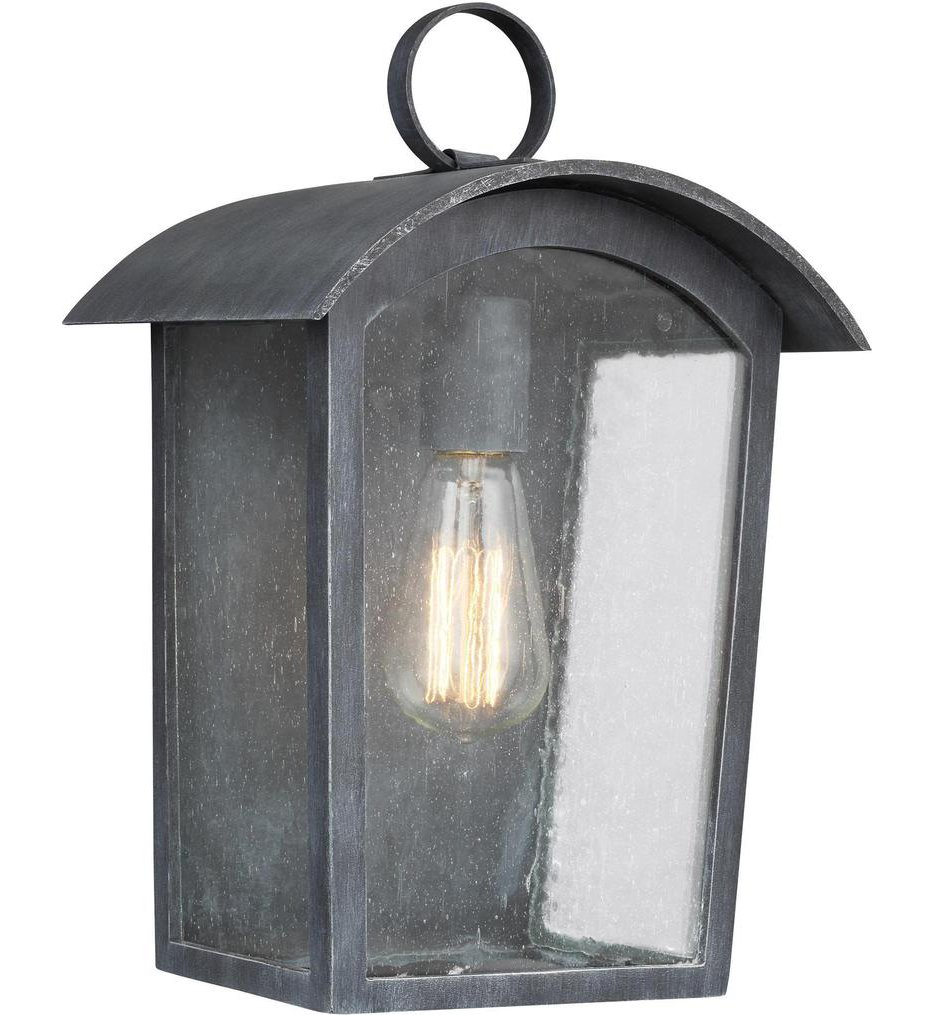 """Hodges 13.75"""" Outdoor Wall Sconce"""