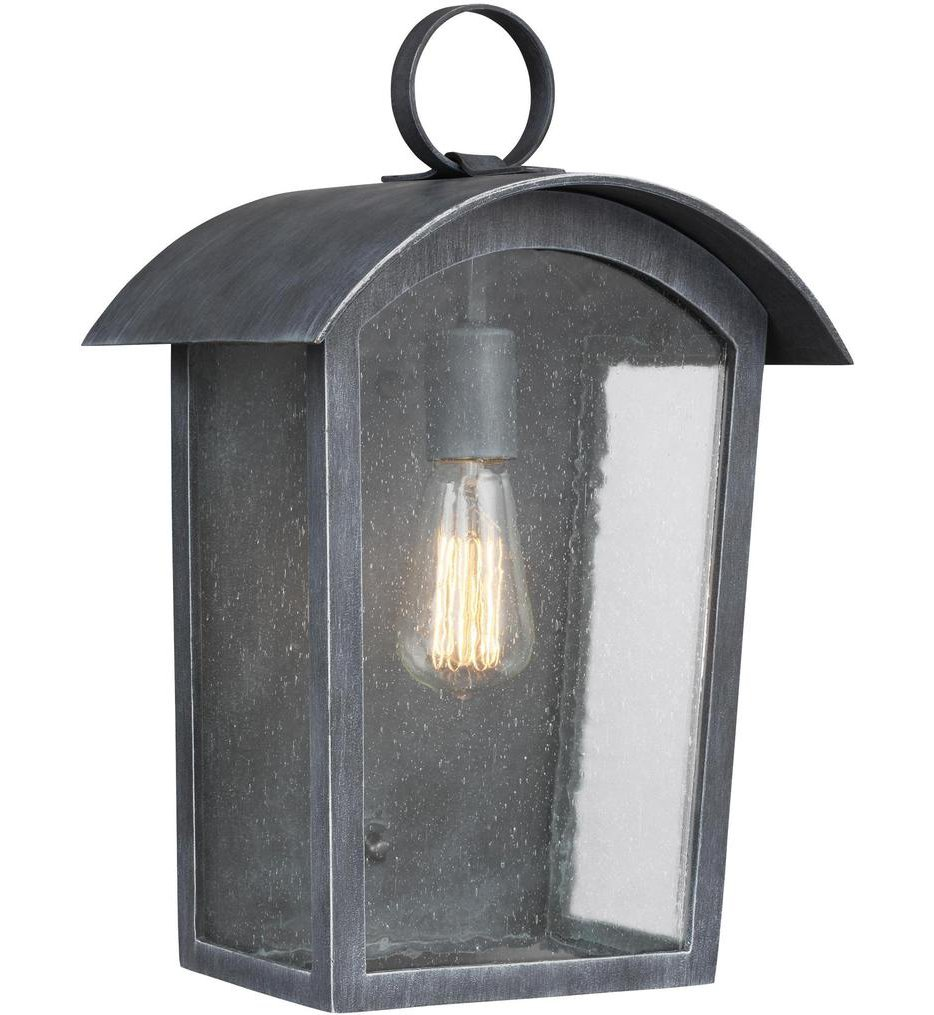 """Hodges 16.25"""" Outdoor Wall Sconce"""