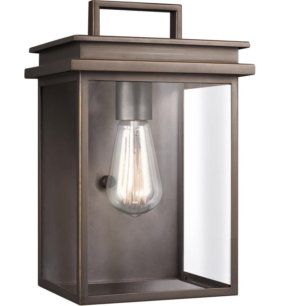 """Glenview 12"""" Outdoor Wall Sconce"""