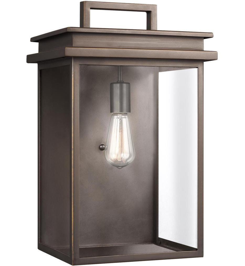 """Glenview 18.5"""" Outdoor Wall Sconce"""