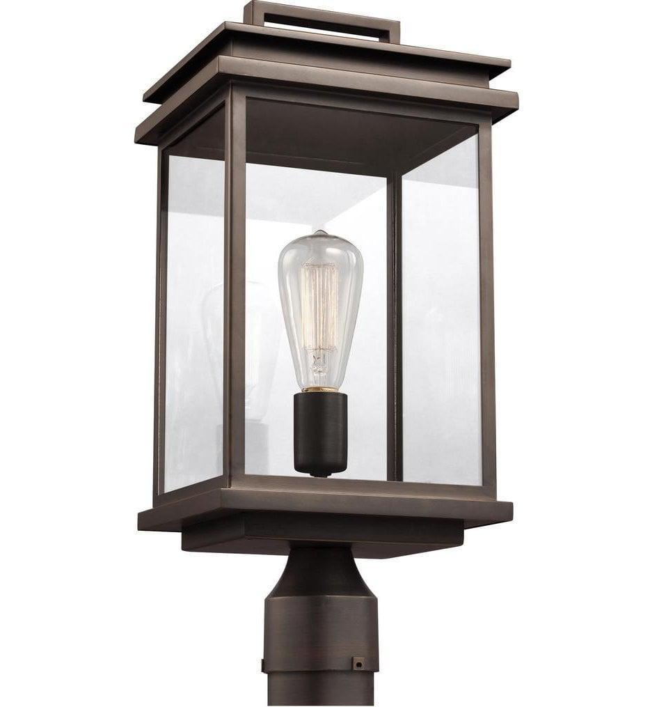 "Glenview 16.75"" Outdoor Post Lantern"