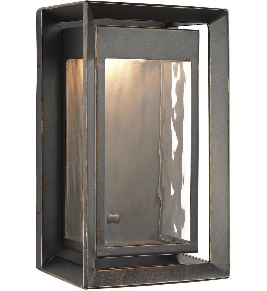 """Urbandale 10"""" Outdoor Wall Sconce"""