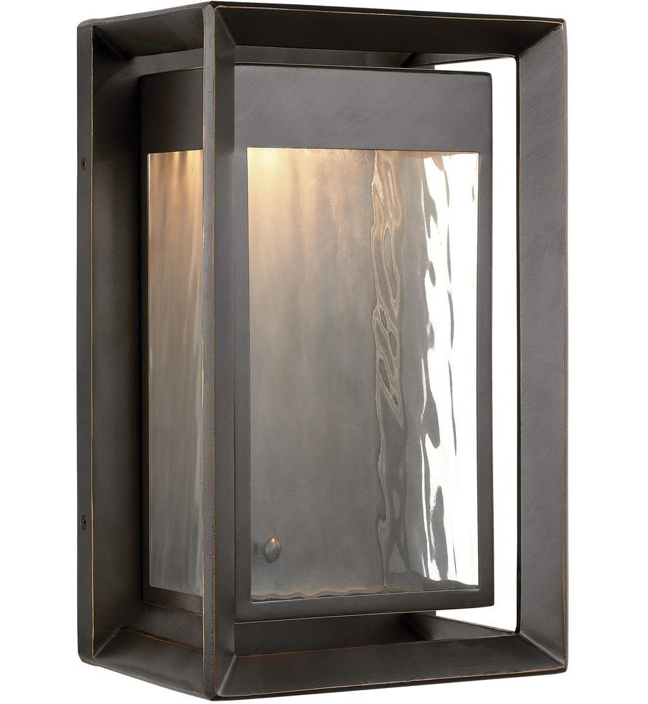 """Urbandale 13"""" Outdoor Wall Sconce"""