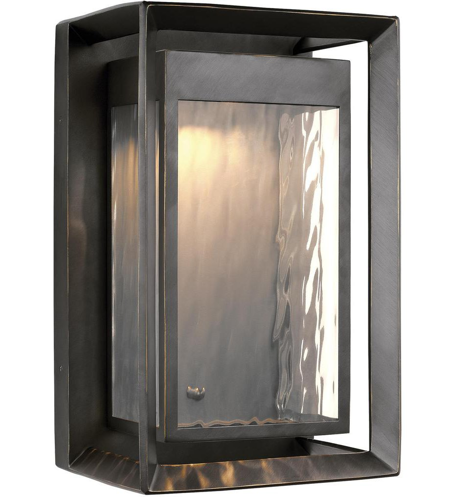 """Urbandale 16.25"""" Outdoor Wall Sconce"""