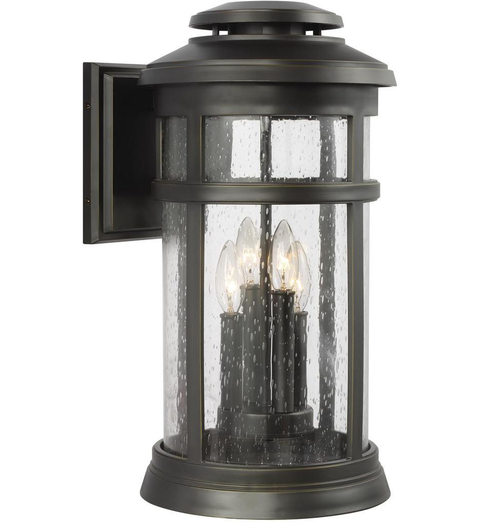 """Newport 19.88"""" Outdoor Wall Sconce"""