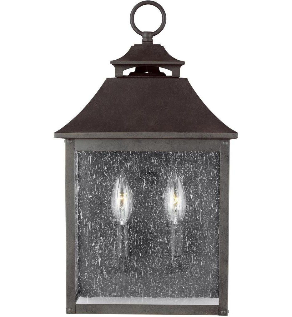 """Galena 17"""" Outdoor Wall Sconce"""