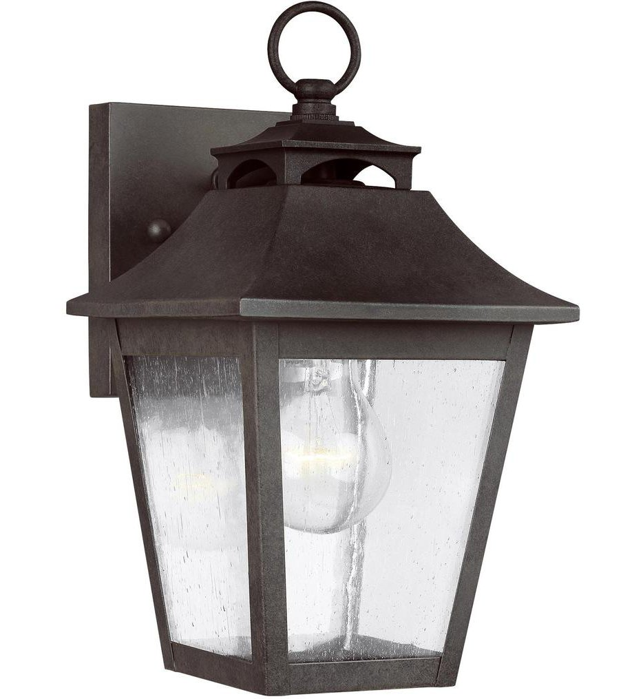 """Galena 10.88"""" Outdoor Wall Sconce"""