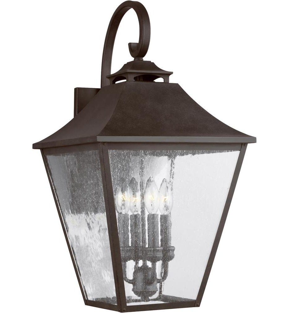 "Galena 25.38"" Outdoor Wall Sconce"