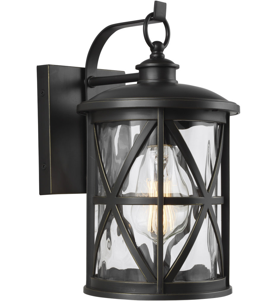 "Millbrooke 12"" Outdoor Wall Sconce"