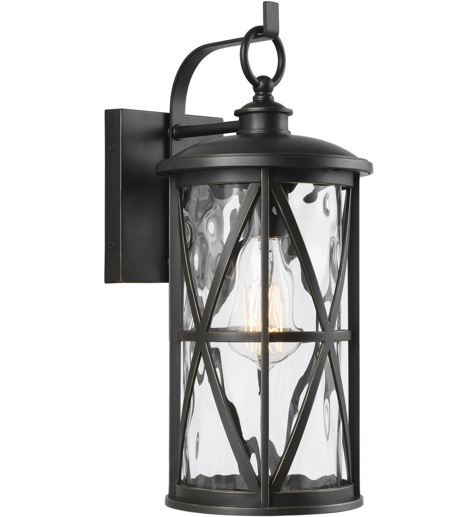 "Millbrooke 15.5"" Outdoor Wall Sconce"