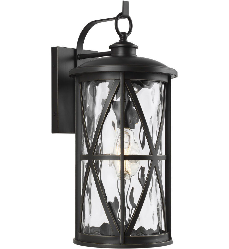"Millbrooke 19.25"" Outdoor Wall Sconce"