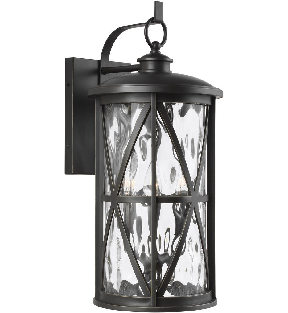 "Millbrooke 22.25"" Outdoor Wall Sconce"