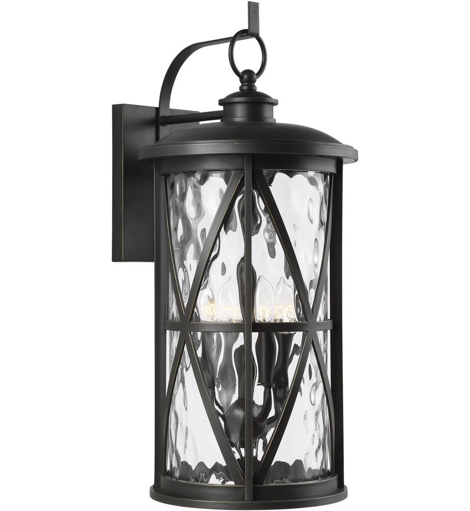"Millbrooke 26.88"" Outdoor Wall Sconce"