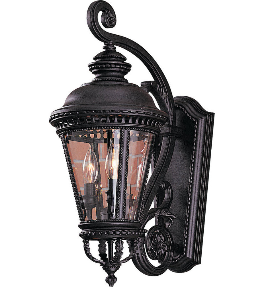 "Castle 22.5"" Outdoor Wall Sconce"