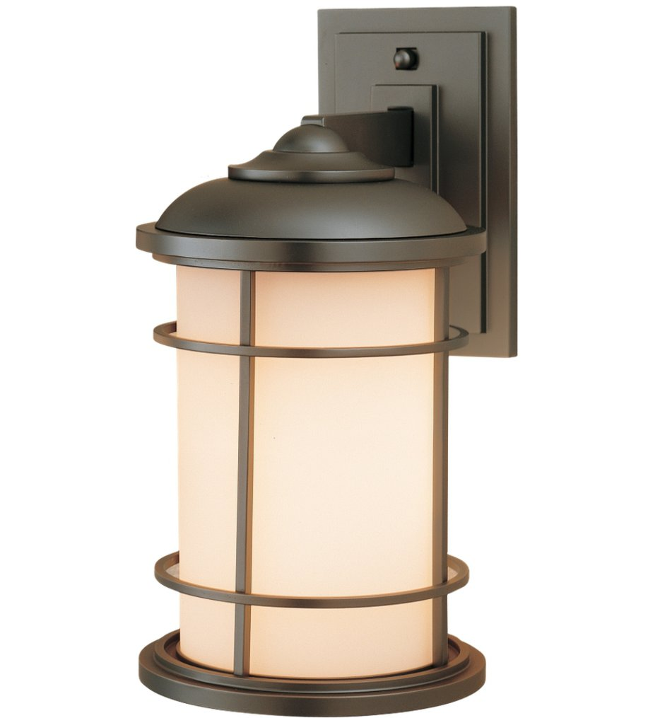 """Lighthouse 13.5"""" Outdoor Wall Sconce"""