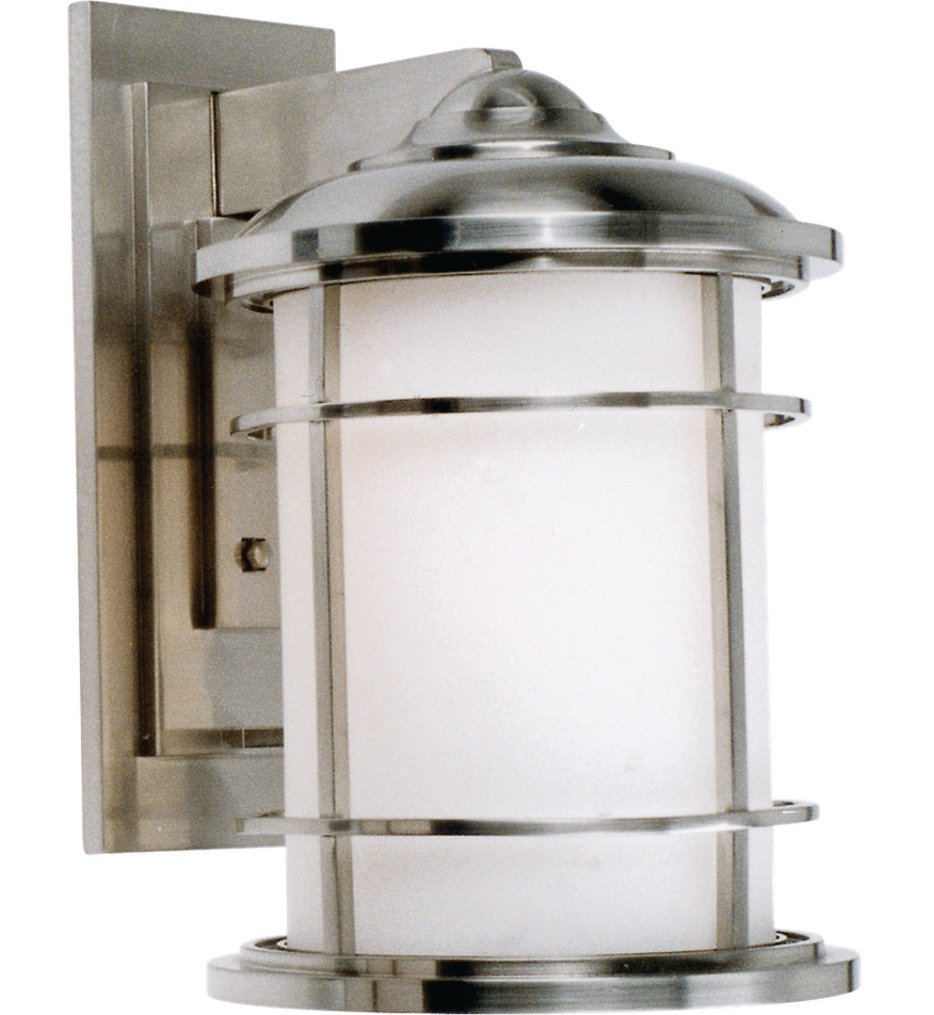 """Lighthouse 14.5"""" Outdoor Wall Sconce"""