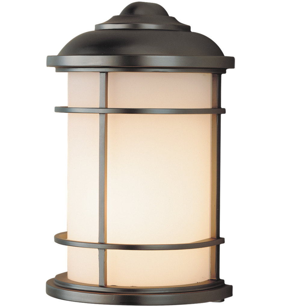 """Lighthouse 11"""" Outdoor Wall Sconce"""