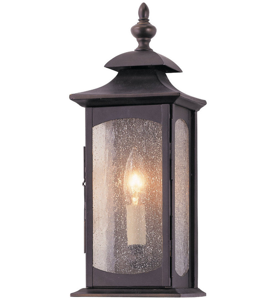 "Market Square 14"" Outdoor Wall Sconce"