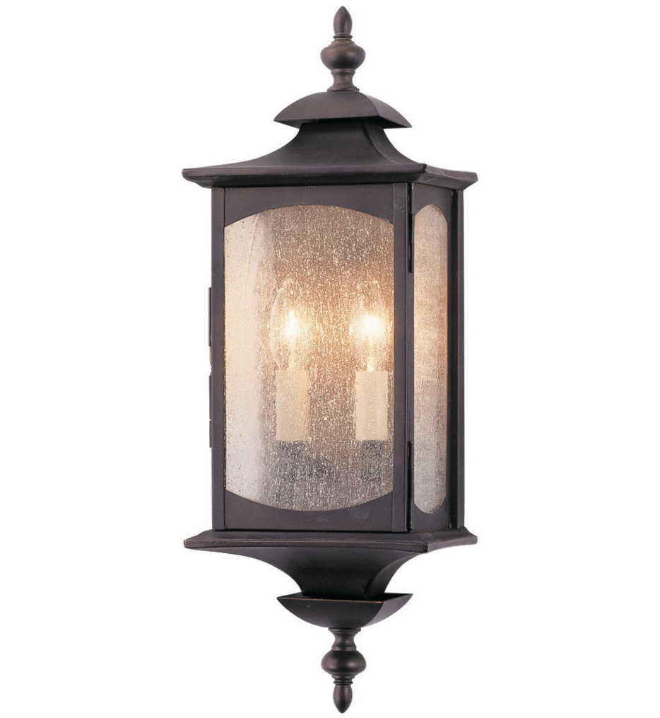 """Market Square 19"""" Outdoor Wall Sconce"""