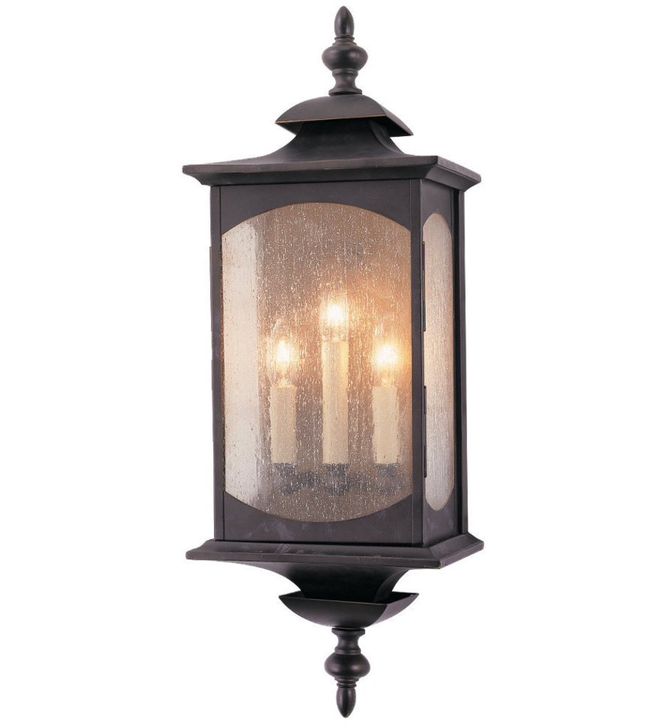 """Market Square 25"""" Outdoor Wall Sconce"""