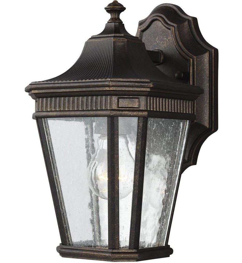 """Cotswold Lane 11.5"""" Outdoor Wall Sconce"""