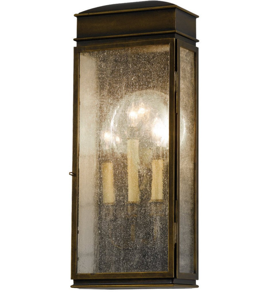 """Whitaker 22.5"""" Outdoor Wall Sconce"""