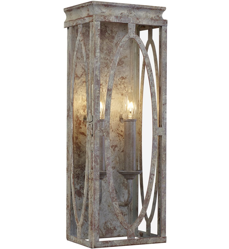 """Patrice 17.25"""" Wall Sconce"""