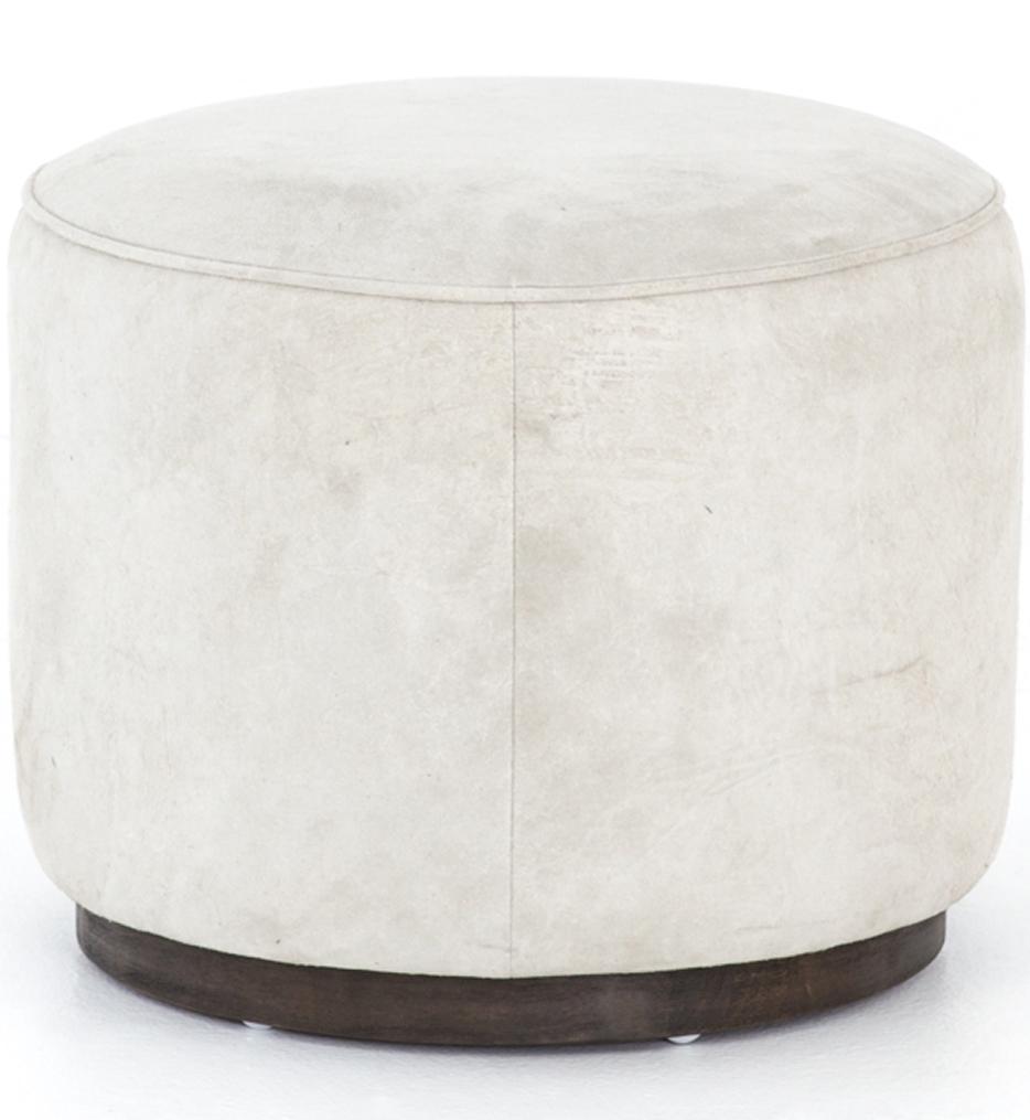 Sinclair Round Ottoman