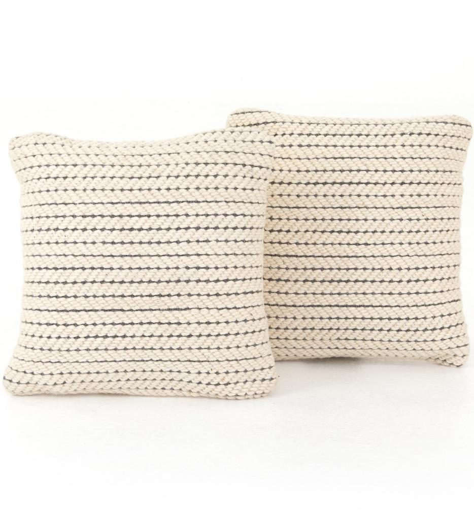 Ari Rope Weave Pillow (Set of 2)