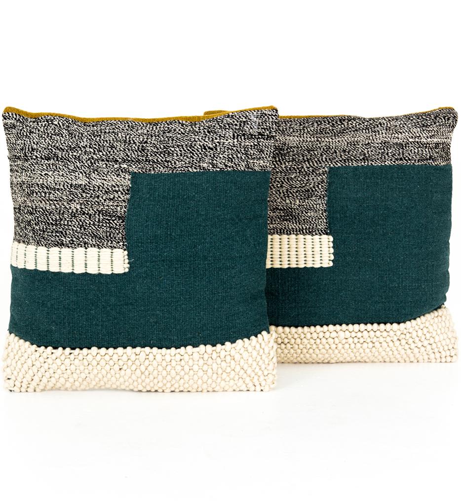 Color Block Pillow (Set of 2)