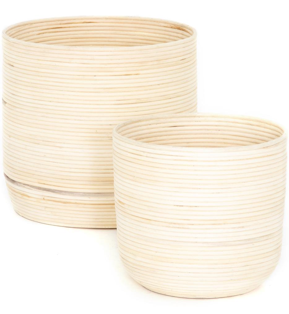 Feye Natural Baskets (Set of 2)
