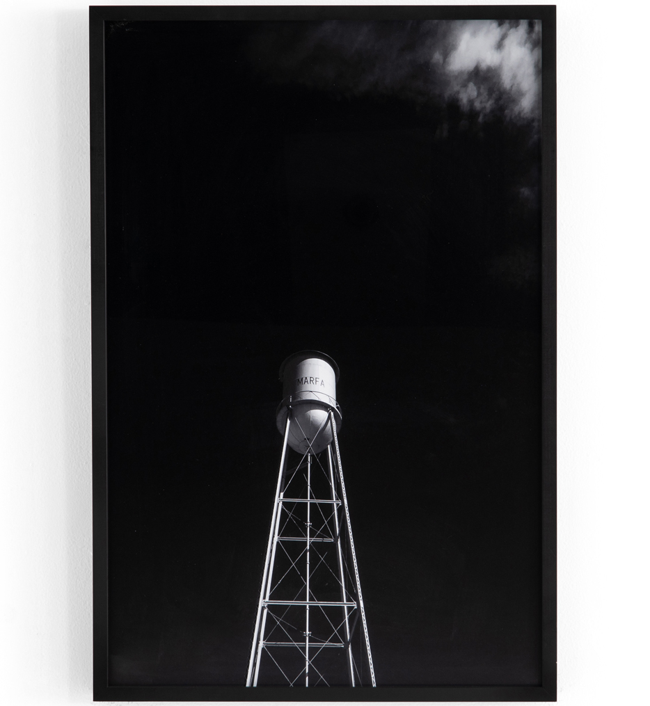 Marfa Water Tower
