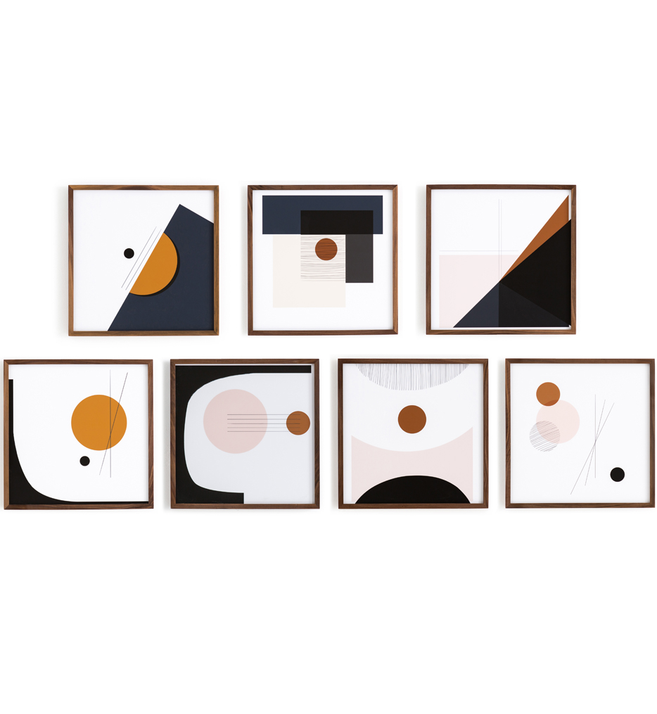 Natural Occurrences by Jess Engle (Set of 7)