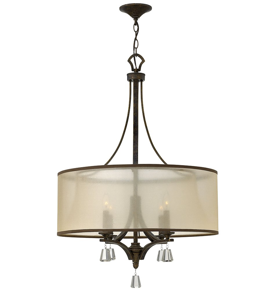 "Mime 25"" Chandelier"