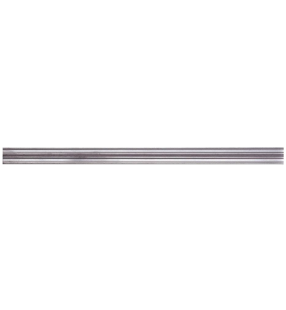 "GK Lightrail Flex 48"" Rail with 2 Caps"