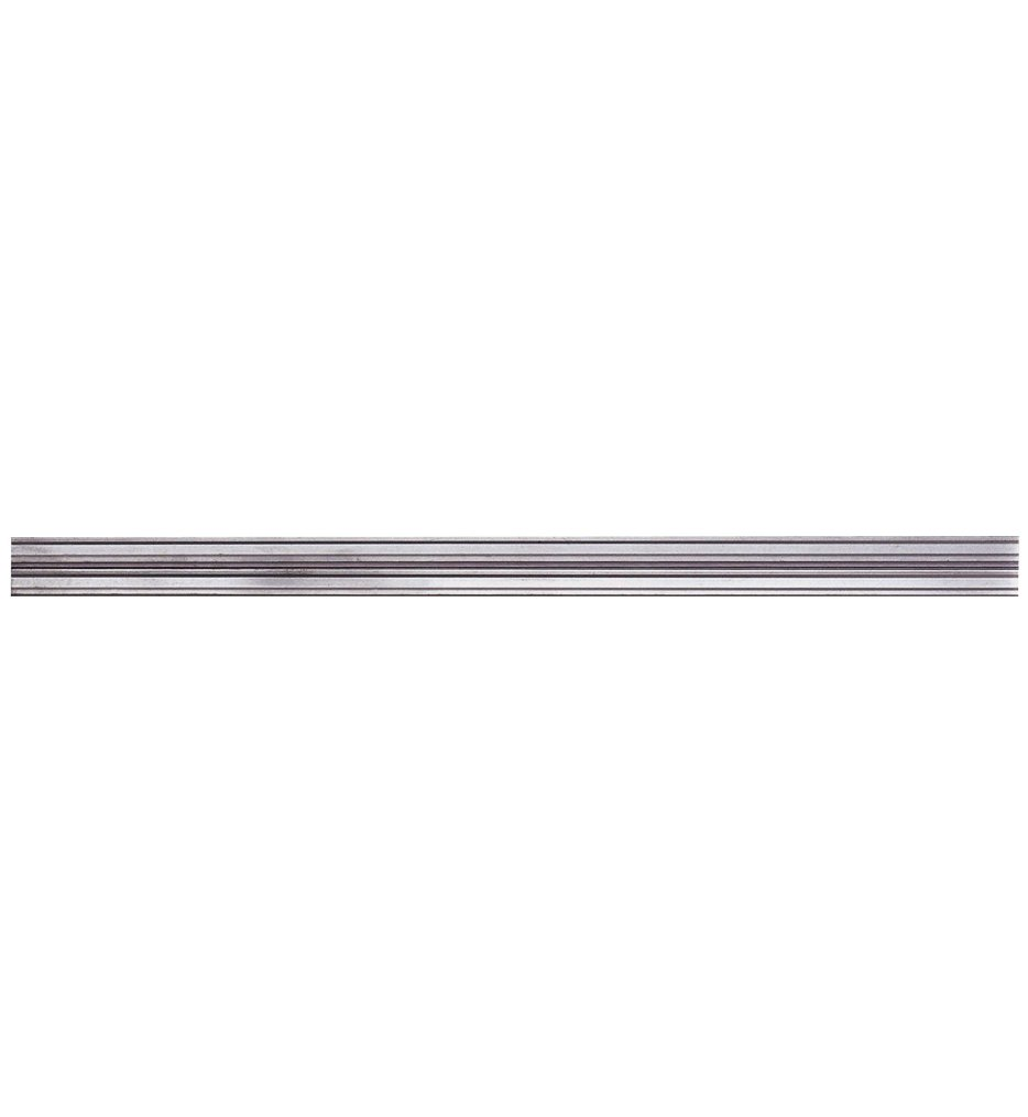 "GK Lightrail Flex 96"" Rail with 2 Caps"
