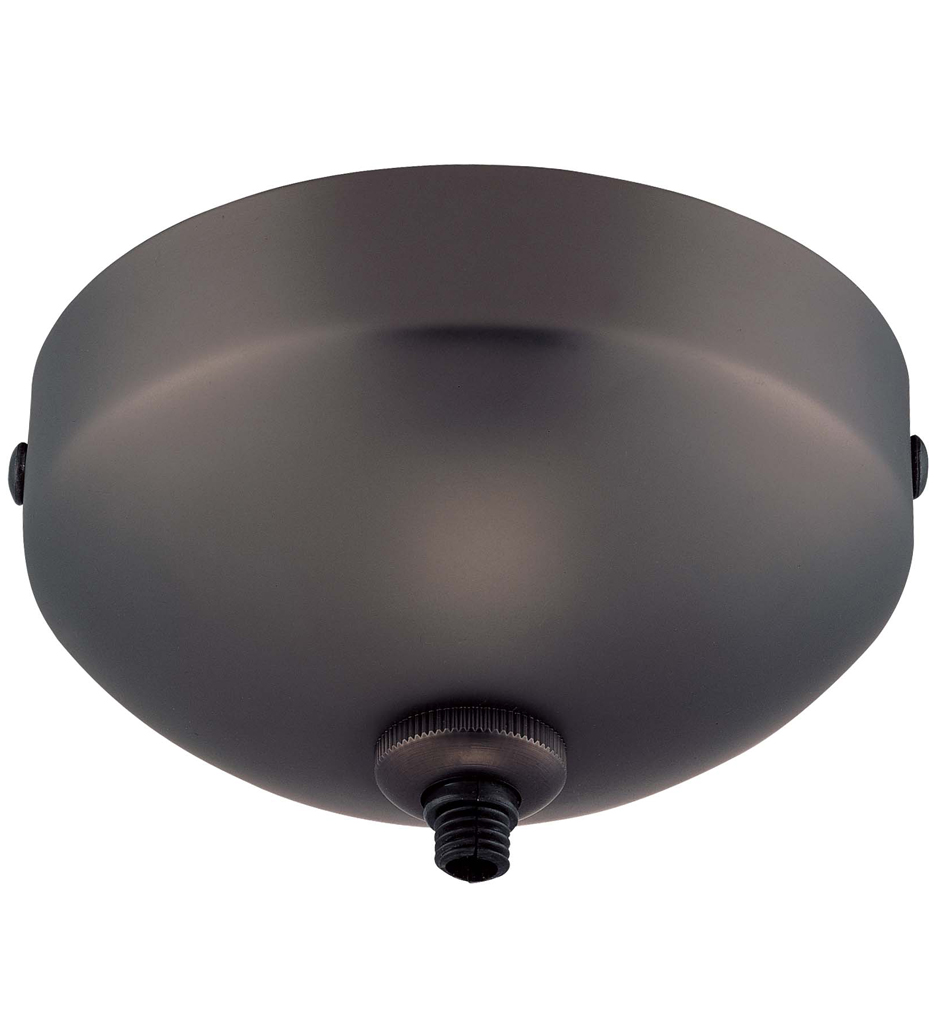 GK Lightrail LED MonoPoint Canopy with Mini Transformer