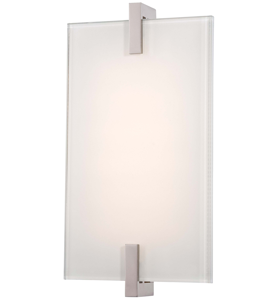 """Hooked 11.25"""" Wall Sconce"""