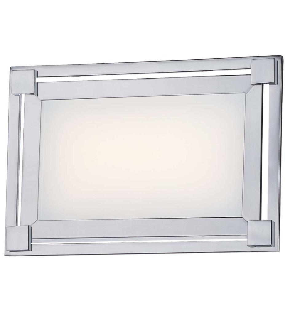 "Framed 9.25"" Bath Vanity Light"