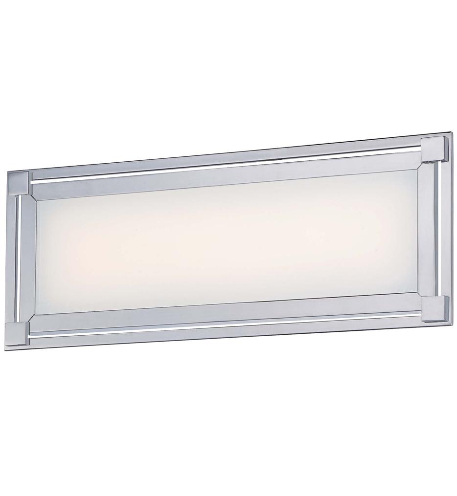 "Framed 16"" Bath Vanity Light"