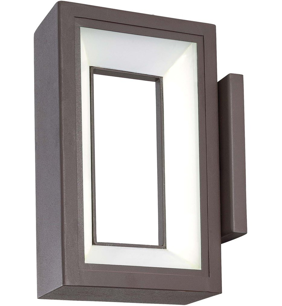 """Skylight 10"""" Outdoor Wall Sconce"""