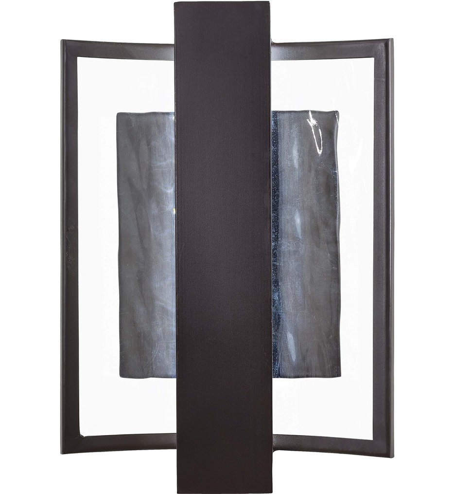 """Sidelight 10"""" Outdoor Wall Sconce"""