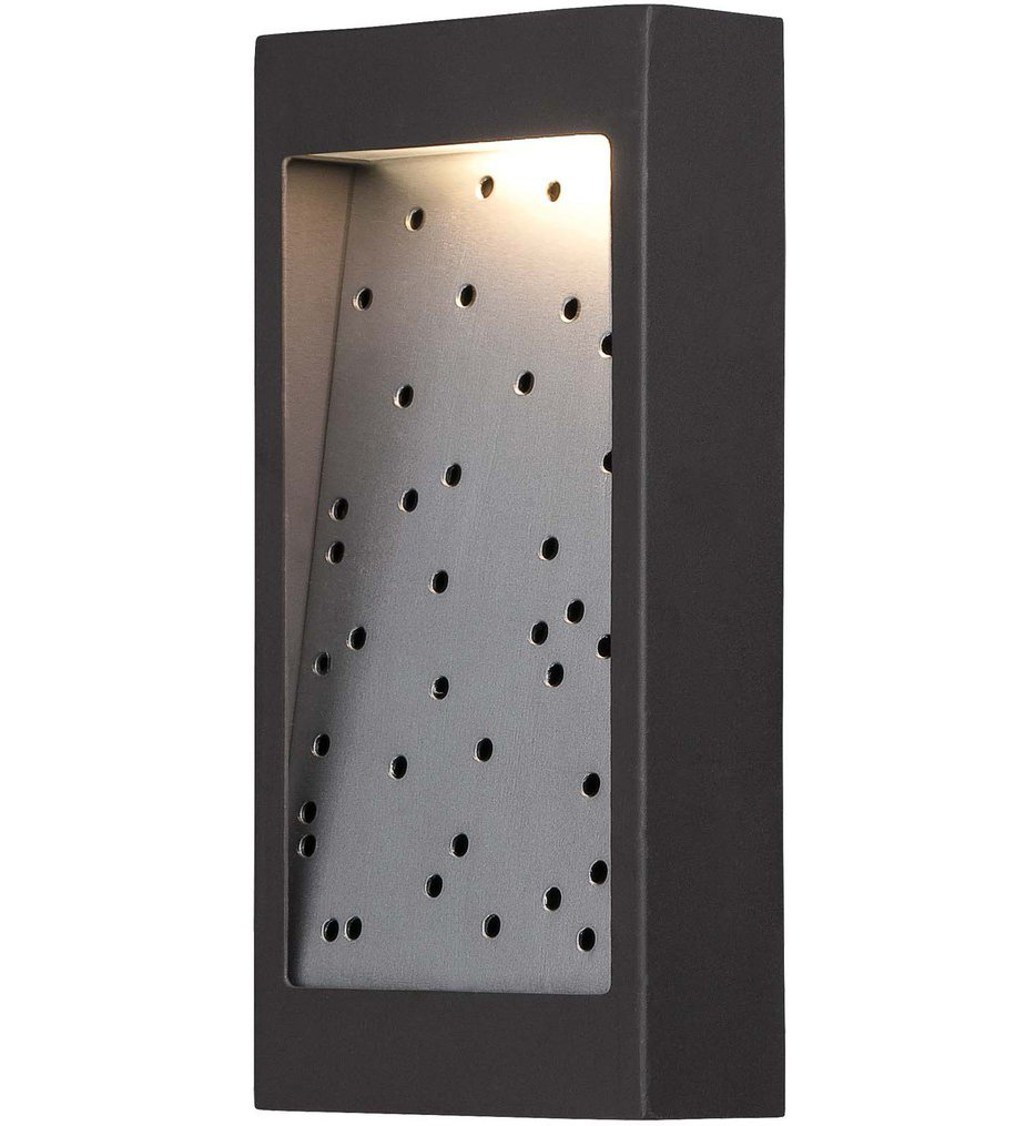 """Pinball 10"""" Outdoor Wall Sconce"""