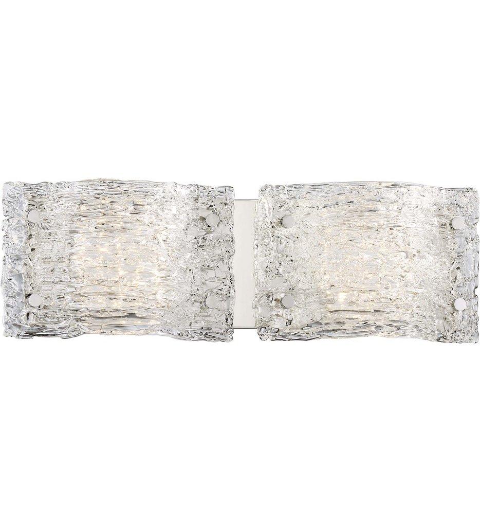 "Forest Ice 18.75"" Bath Vanity Light"