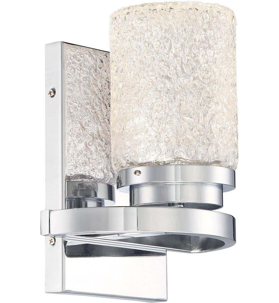 "Brilliant 7.25"" Bath Vanity Light"