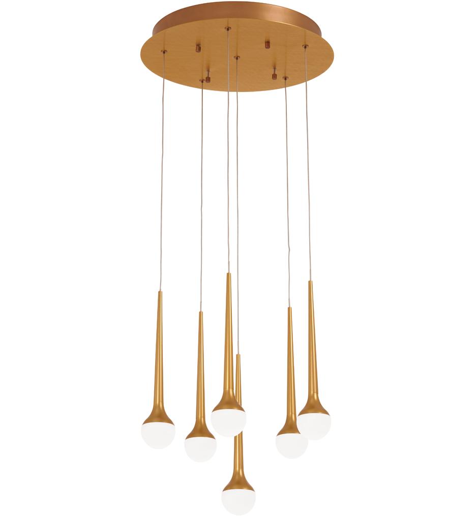 "Honey Drip 15.75"" Pendant"