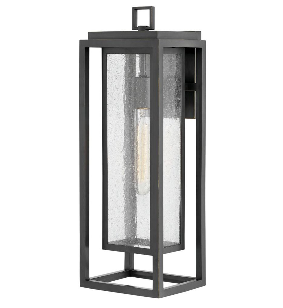 """Republic 20"""" Outdoor Wall Sconce"""