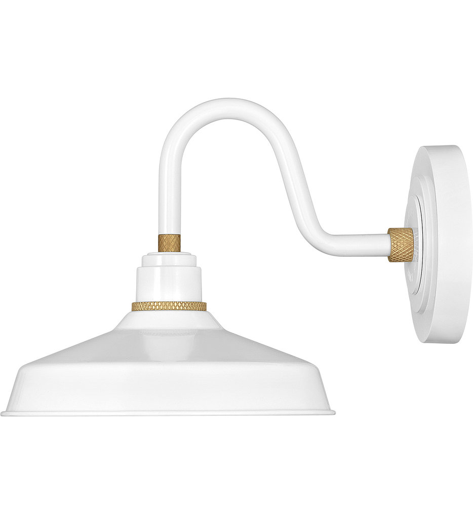 """Foundry Classic 9.12"""" Outdoor Wall Sconce"""